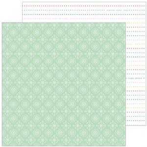 Pinkfresh Studio - Everyday Musings - Present and Perfect 12 x 12 Paper